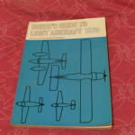 HOUSE'S GUIDE TO LIGHT AIRCRAFT 1970 @sold@